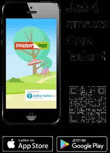 Pflasterpass App kostenlos downloaden für iOS und Android