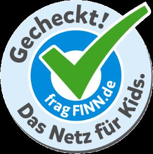 Pflasterpass.de Sicherheit und Jugendschutz Siegel FrageFINN