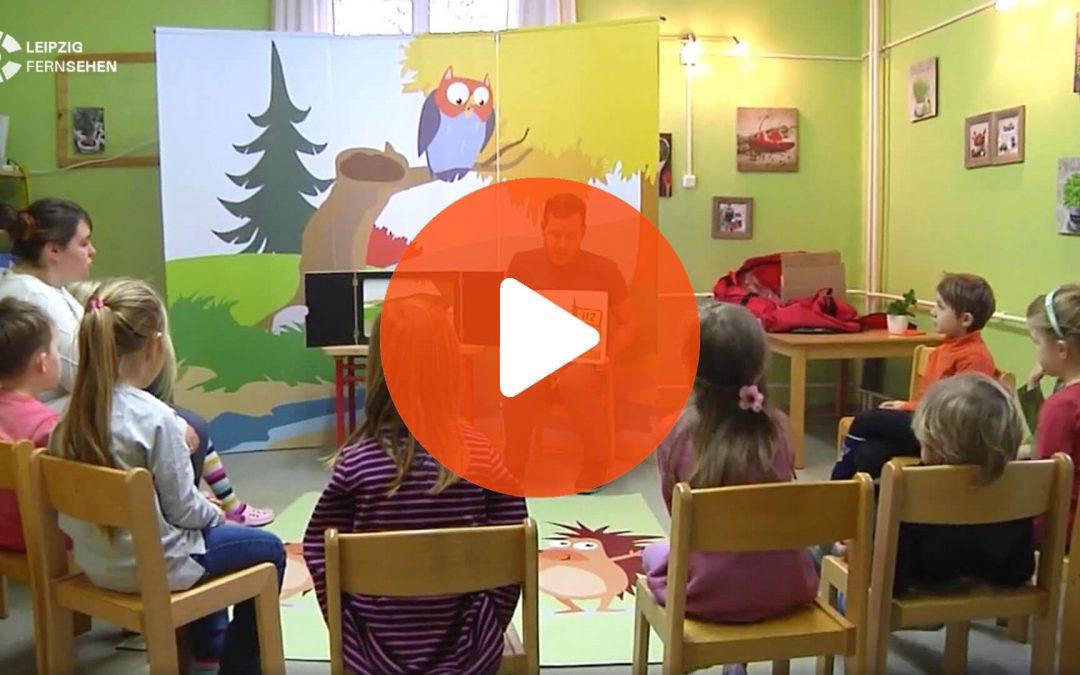 Pflasterpass® Beitrag im Sachsen Fernsehen
