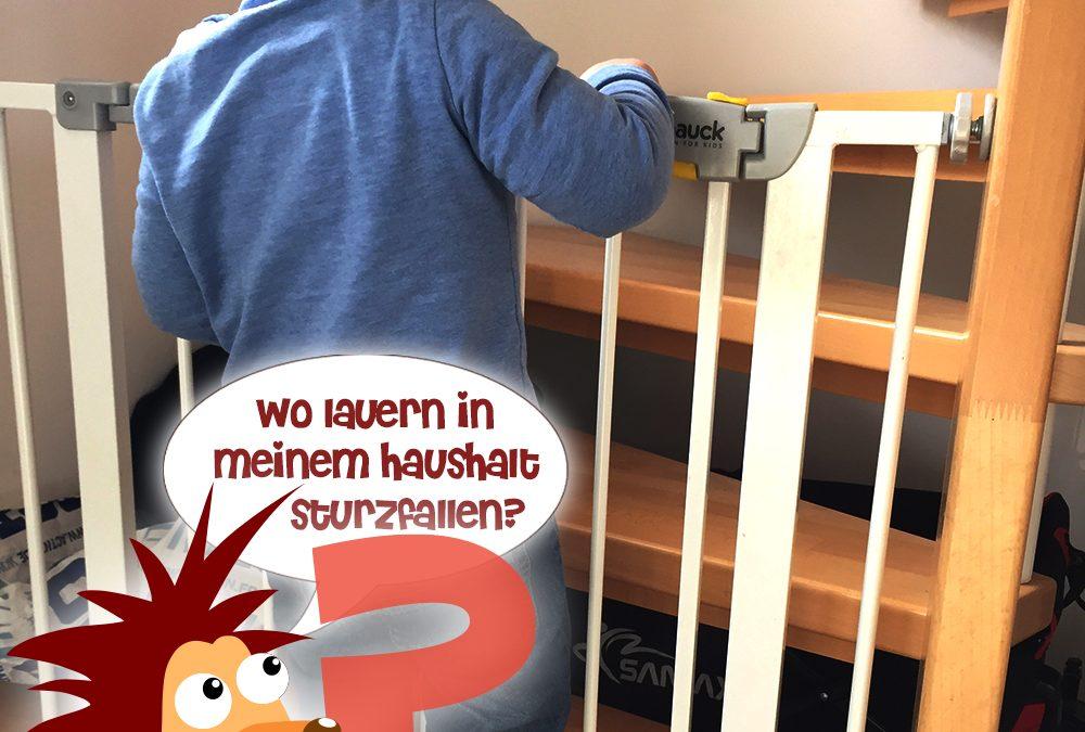 Pflasterpass® -Sturzunfälle im Kindesalter