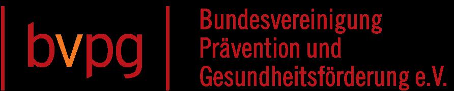 Logo Bundesvereinigung Prävention und Gesundheitsförderung e.V.
